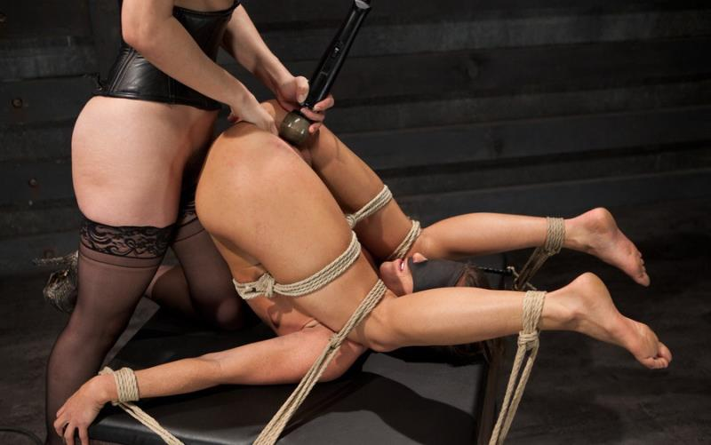 Ariel X and Bobbi Starr - Lesbian Slave Training Ariel X Featured Trainer Bobbi Starr [Kink] 2019