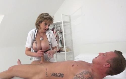 Lady Sonia - Busty Milf Nurse Barebacked Hard (2019/FullHD)