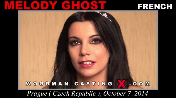 Melody Ghost aka Melodie Gosth - Casting X 131 Updated [WoodmanCastingX] (SD|MP4|809 MB|2019)