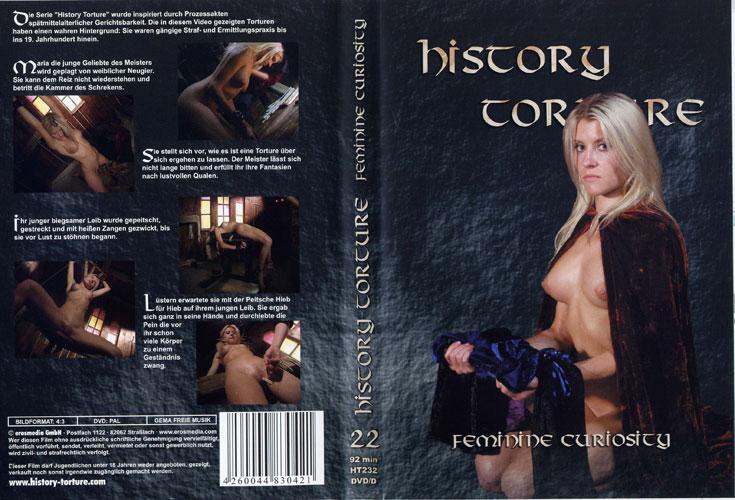 History Torture 22 - Feminine Curiosity (SD/732 MB)
