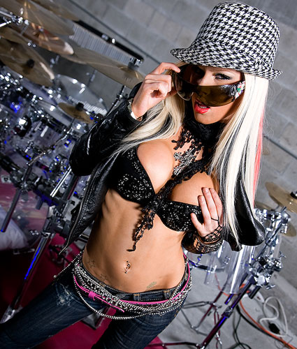 Kenzi Marie - Rocking Hard
