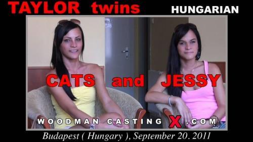 Jessy, Cats Taylor - Woodman Casting