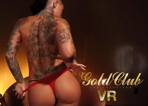 Christy Mack - Nude Lapdance (UltraHD/4K)