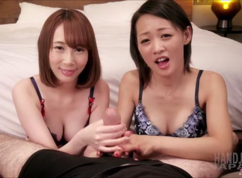 Asian Girls - Japanese Double Handjob 2 (167 MB)