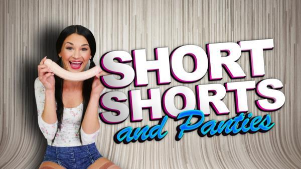 StockingsVR.com - Rosalina Rosa - Short Shorts Slut [FullHD 1080p]