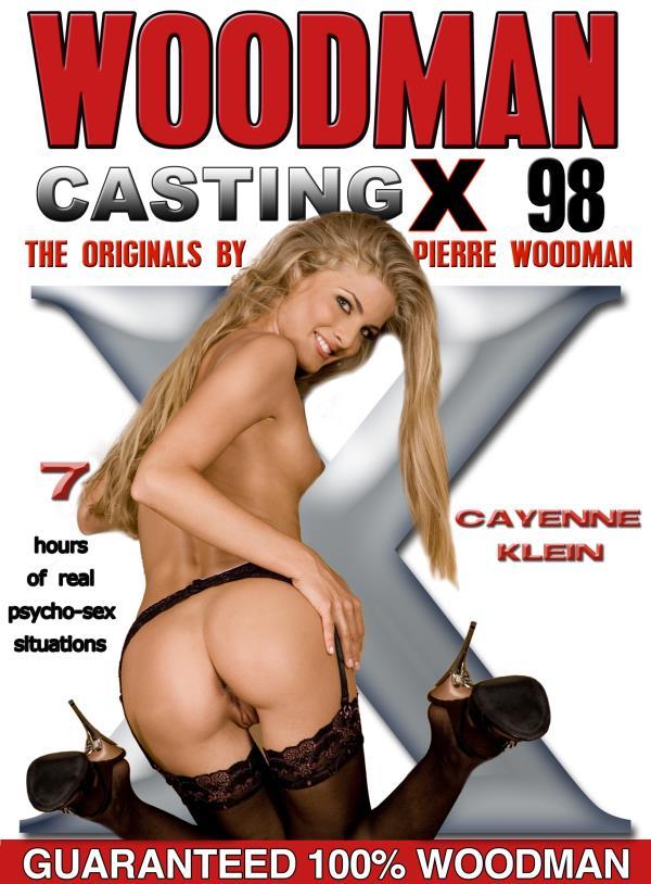 Cayenne Klein - WoodmanCastingX.com - Cayenne Klein [HD 720p] 2019