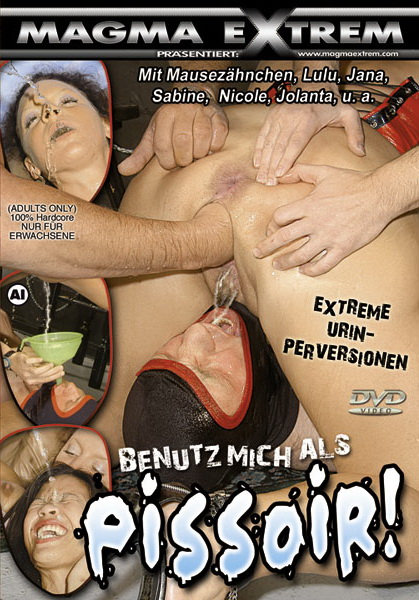 Lulu, Jana, Sabine, Nicole, Jolanta - Benutz Mich Als Pissoir! [Peening] (SD|WMV|699 MB|2019)