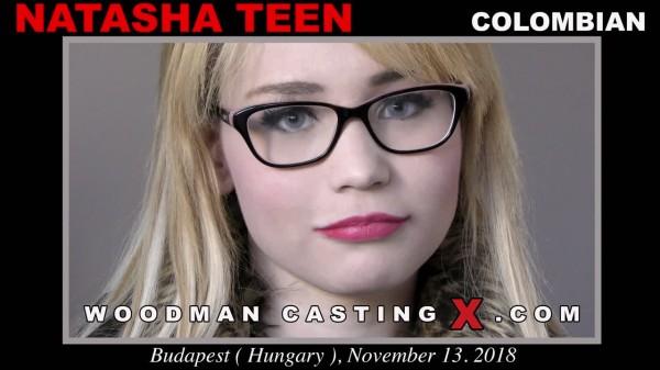 WoodmanCastingX: Natasha Teen Casting X 201 [SD 400p]