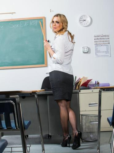 Tanya Tate - Hot Teacher (2019/HD)