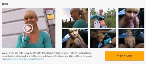 Bella - Public Agent (2019/FullHD)