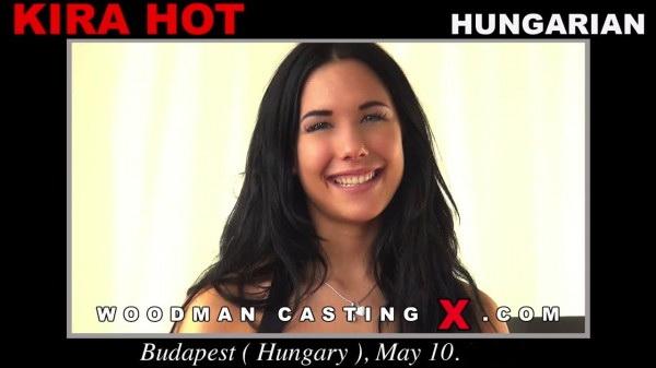 Kyra Hot - HARD - BED + 3 (WoodmanCastingX) [FullHD 1080p]