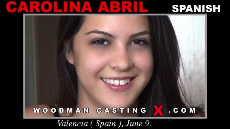 CAROLINA ABRIL - CAROLINA ABRIL - HARD - BED + 2 [WoodmanCastingX] 2019