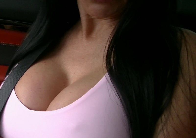 Clips4Sale: Mommys Handjob In Her BMW M4 - Rae Knight [2018] (FullHD 1080p)