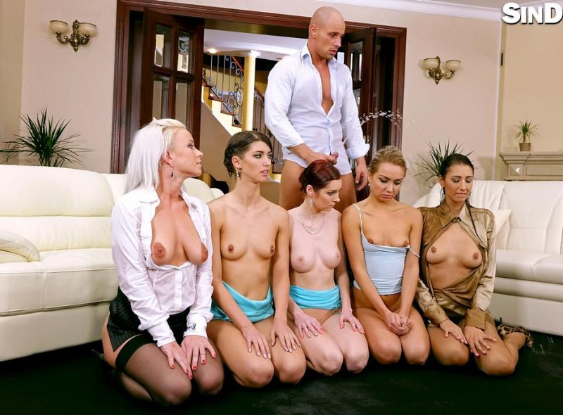 "Kitty Jane, Victoria Puppy, Susan Ayn, Kate Gold - ""The Bald and The Beautifuls"" ... Dont Miss This Piss! (2019/HD)"