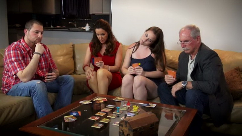 Clips4Sale: Various Actris Family Game Night Incantation [SD 480p]