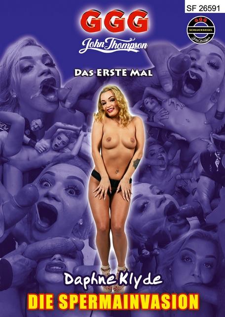 Daphne Klyde, Rebecca Volpetti - Das Erste Mal - Daphne Klyde Die Spermainvasion (GGG) [HD 720p]