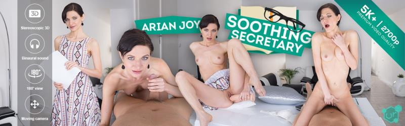 Arian Joy - Czech VR 202 - Soothing Secretary [CzechVR] 2019
