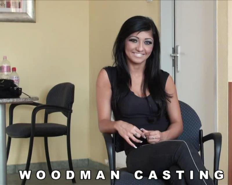 Clarissa (aka Oliva Gem): Pierre Woodman Casting (HD / 720p / 2019) [WoodmanCastingx]