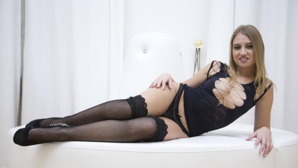 Sabrina Blanc - New russian slut Sabrina Blanc 3on1(anal, DP) RS60 (2019/HD)