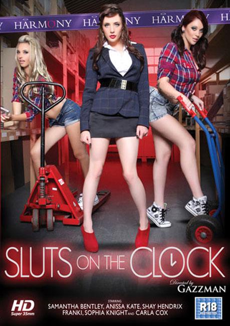 Sluts On The Clock - 2019
