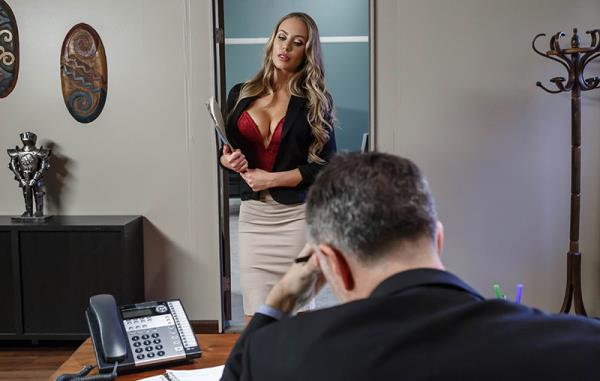 Nicole Aniston - Nicole Work Is Never Done [SD 480p] 2019