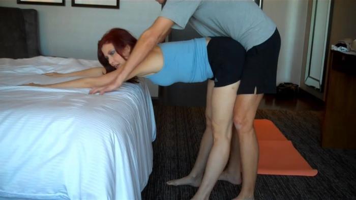Various Actris - Yoga Lesson (HD 720p) - Clips4Sale - [2019]
