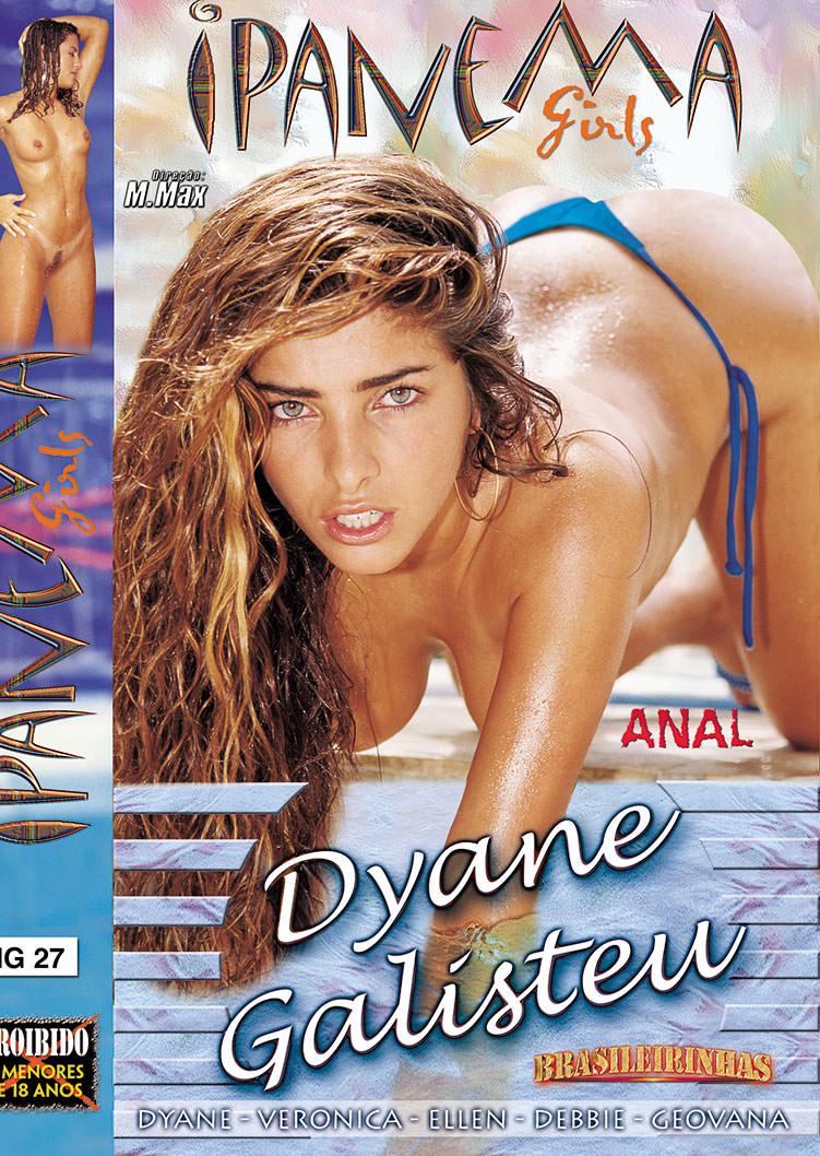 Ipanema Girls - Dyane Galisteu (SD/1.02 GB)