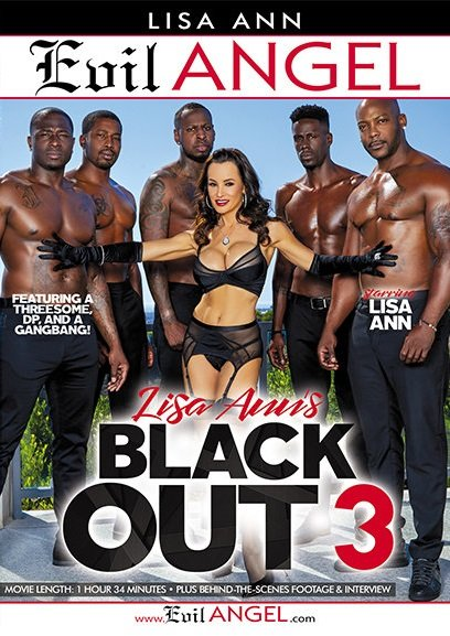 Lisa Anns Black Out 3 (SD 480p) - EvilAngel - [2019]