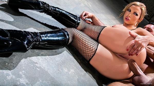 PornstarsLikeItBig.com - Nikki Benz - Benz Mafia - Part 3 [FullHD 1080p]