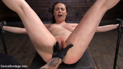 Casey Calvert - The Destruction of Casey Calvert! [HD, 720p] [DeviceBondage.com, Kink.com]