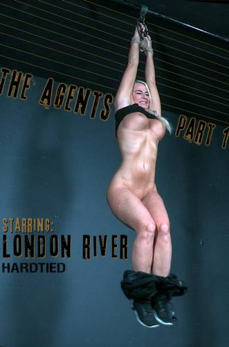London River - The Agents Part 1 [HD, 720p] [HardTied.com]