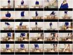 Alexandra Poo - Used Toilet Slave – scatdesire [Toilet Slavery / 730 MB] FullHD 1080p (Femdom, Domination)