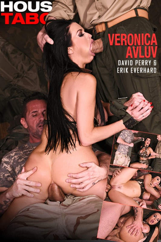 Veronica Avluv - Military Action in Her Back Section (DDFNetwork) [SD 480p]