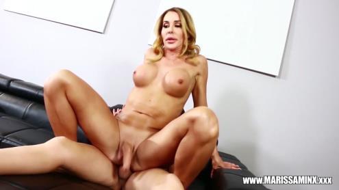 Marissa Minx, Chanel Santini - Hardcore (08.02.2019/MarissaMinx.xxx/Transsexual/FullHD/1080p)