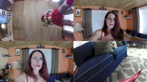 Goldie Blair - Superheroine Giantess [SD, 480p] [Clips4sale.com]