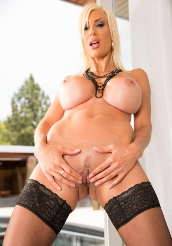 Puma Swede - Big Tit MILF Oilled Up For ANAL Invasian [FullHD 1080p] 2019