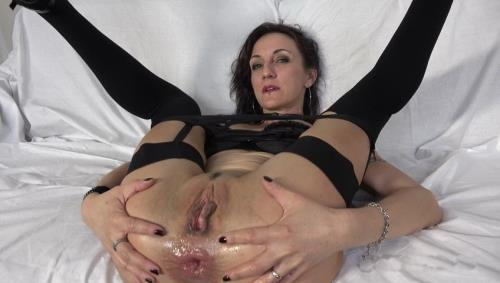 Lyna Cypher - These lovely french bitches start to get addicted to black cocks IV031