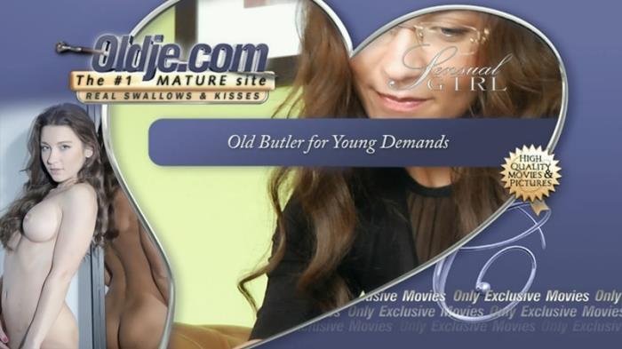 Julie Skyhigh - Old Butler for Young Demands (HD 720p) - Oldje - [2019]
