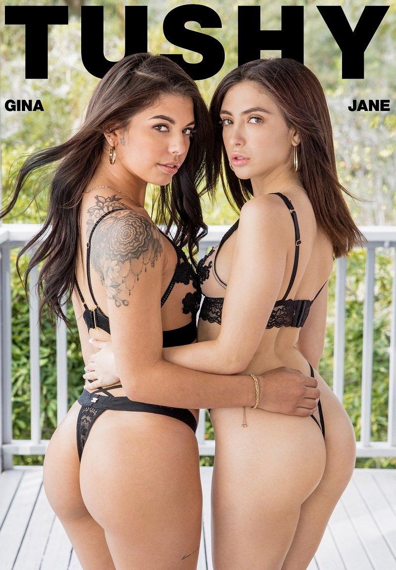 Gina Valentina, Jane Wilde - A Very Special Anniversary (Tushy) [FullHD 1080p]