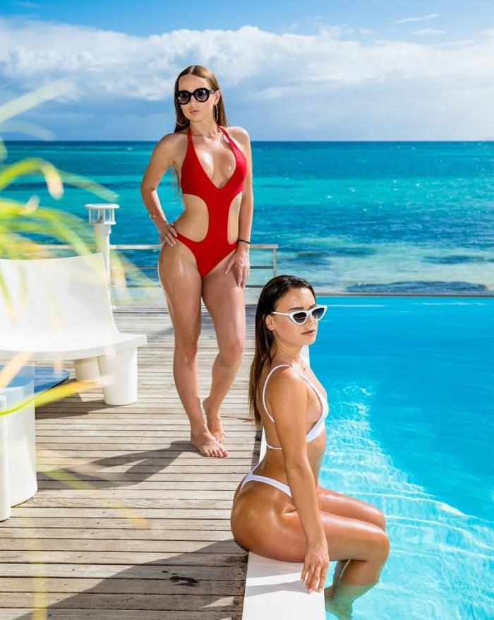 Lana Roy, Kaisa Nord - Living In The Moment (HD 720p) - Blacked - [2019]