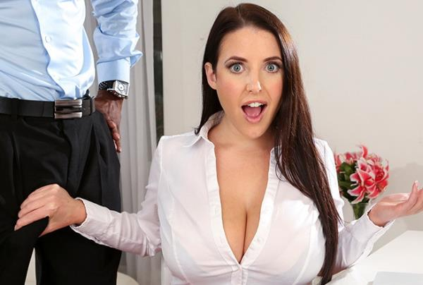 Angela White - Busty Angela Takes A BBC In Her Ass (2019/FullHD)
