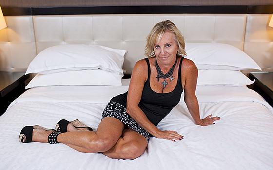 Paulina - 50 year old naturally busty Czech woman [HD 720p] 2019