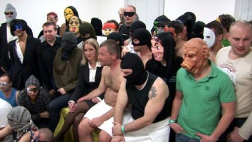 Amateurs - Czech gangbang (2019/HD)