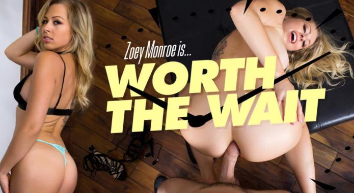 Worth the Wait / Zoey Monroe / 01-02-2019 [3D/FullHD/1080p/MP4/3.26 GB] by XnotX