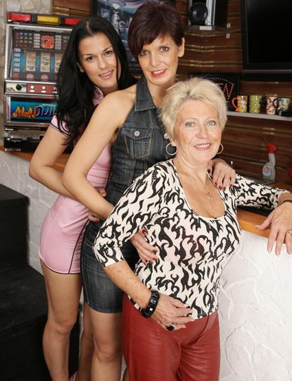 Olivia C.(37), Evalina J.(19), Marina T.(67) - Lesbian-Alex190