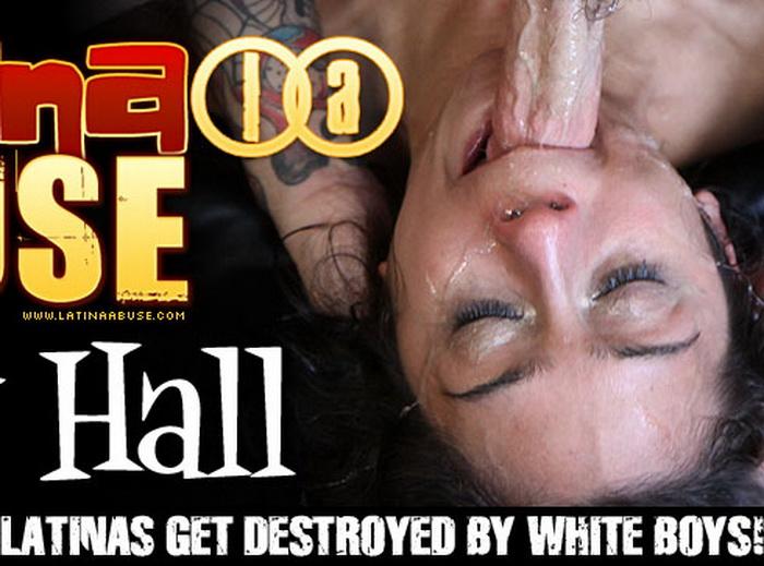 Lilly Hall: Deepthroat (FullHD / 1080p / 2019) [LatinaAbuse]