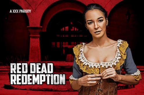 Francys Belle - Red Dead Redemption A XXX Parody (01.02.2019/vrcosplayx.com/3D/VR/UltraHD 4K/2700p)