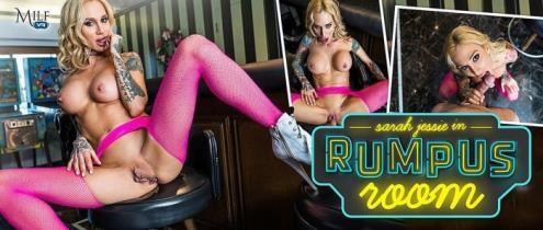 Sarah Jessie - Rumpus Room (13.02.2019/MilfVR.com/3D/VR/UltraHD 2K/1600p)
