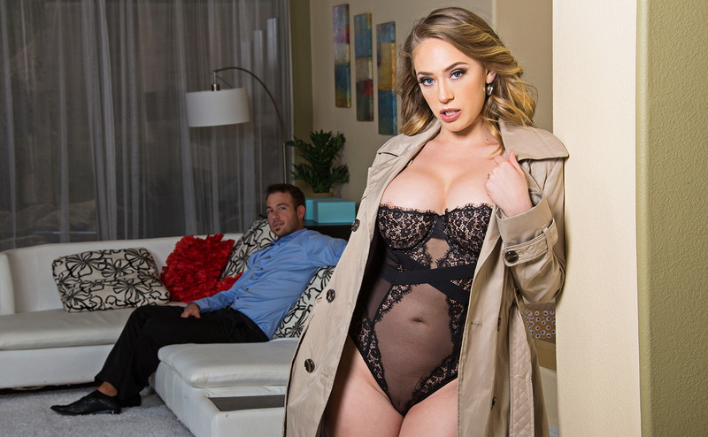 Kagney Linn Karter: Dirty Wives Club (SD / 360p / 2019) [NaughtyAmerica]