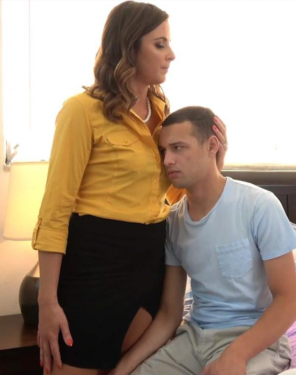 Clips4Sale: Helena Price - Horny Mommy Consoles Heart Broken Son (FullHD) - 2019